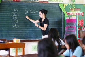 Teach in Rural Schools in the Philippines