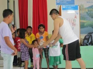 Volunteer in an Orphanage