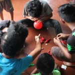 Volunteer with the Street Children