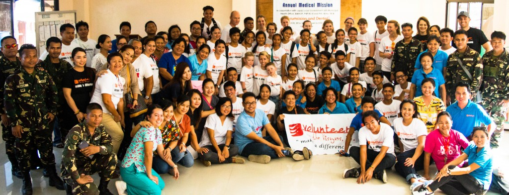 medical mission 2016 end group photo